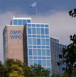 Agreement with WIPO