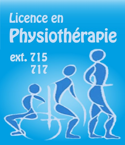 Licence en: Physiothérapie