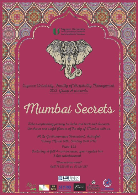 Mumbai Secrets, March 16, 2018