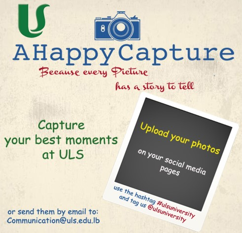 Capture your best moments at ULS!