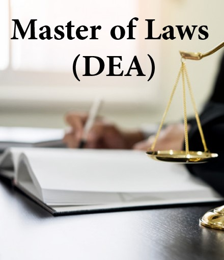 Master of Laws   Course Offering   Fall 2018-2019