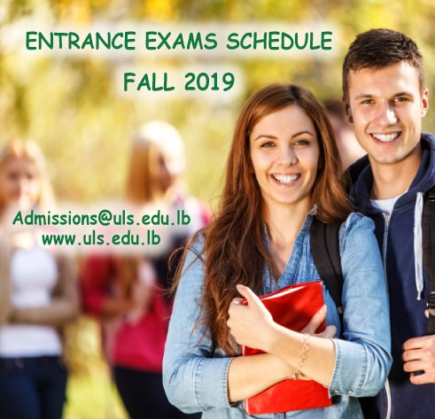 Admissions open now for Fall semester