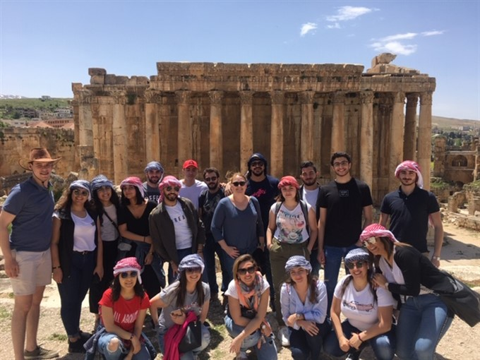 SFTHM in Baalbek