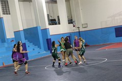 Friendly Basketball Game: Sagesse University (ULS )Vs Rebound
