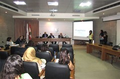 "Business Faculty Holds its 3rd ""HR Experts Roundtable"""