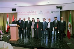 Sagesse Faculty of Hospitality Management  hosts the EHL Certified Schools Conference