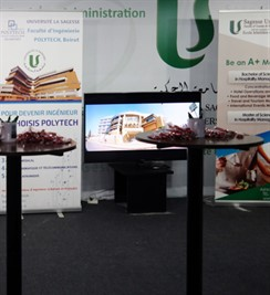 sagesse-university-at-edex-expo-2018