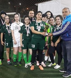 2nd-place-for-uls-team-in-the-christmas-girls-one-day-tournament-organized-by-al-nasr-club