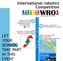 International Robotics Competition