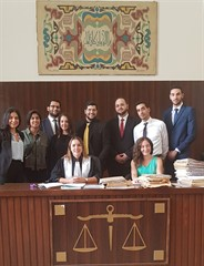 SFTHM visits the Beirut Court House