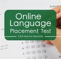 Online Language Placement Test