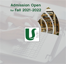 Admission Open for Fall 2021-2022