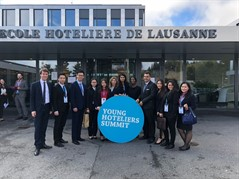 YHS 2018 Global Summit in Lausanne