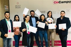 Hult Prize Competition Final Results